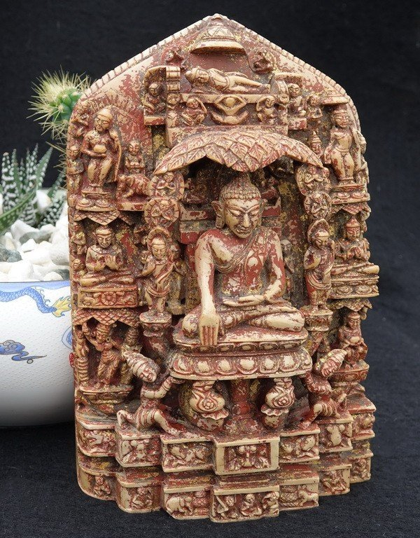 BRare Buddhist Iconography