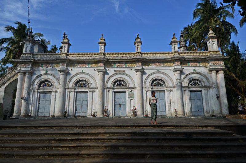 Sittwe Mosque, Rakhine State