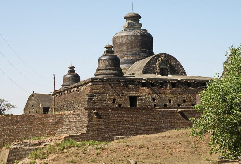 Ancient Temples of Mrauk-U in Rakhine State